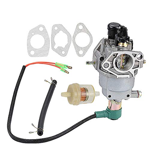 Harbot Carburetor for Honda 5000 EM5000S EB5000X EM5000SX EM5000X EW171 EB6500X Generator with Gasket Fuel Filter