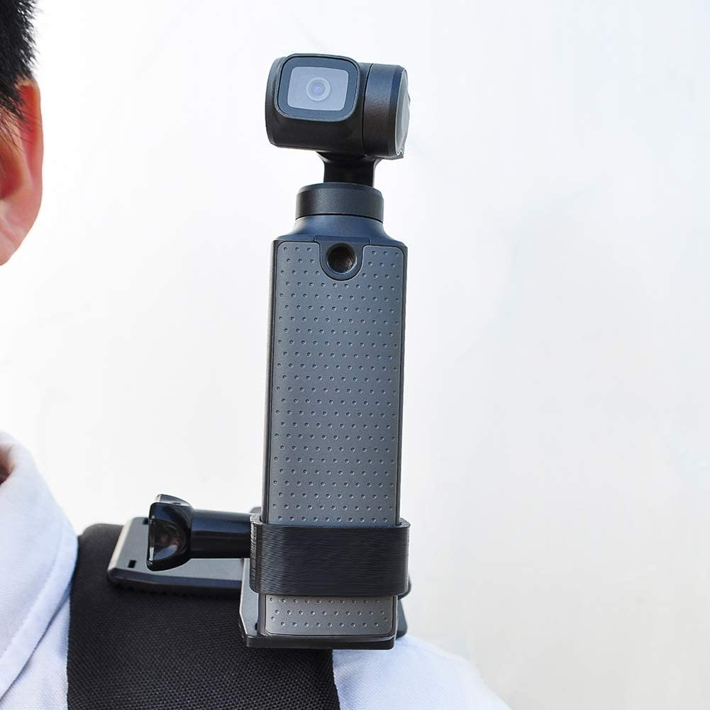 Xingsiyue Backpack Shoulder Strap Clip for Fimi Palm Gimbal Camera Adjustable Mount Holder with Expansion Accessories