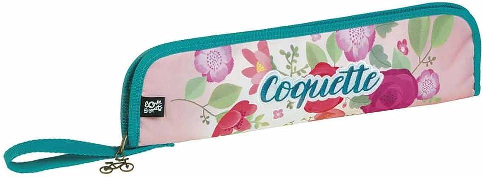 Funda Flauta Coquette by BUSQUETS: Amazon.es: Equipaje