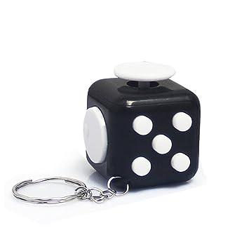Ebony teens teens playing dice — photo 6