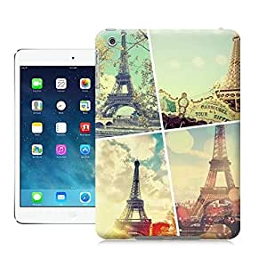 LarryToliver Eiffel Tower case battery cover for ipad mini by lolosakes