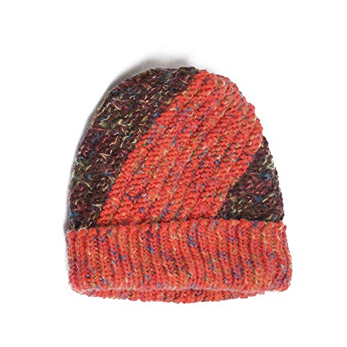 Tejidas Gorro 56 Hpll Invierno Otoño Trenzado Sombrero Punto 58cm De A Para color Gruesas E A1 Tamaño B3 Mano Orejeras Calientes Mujer q4wPqgHB