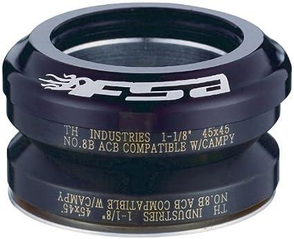 "FSA Impact Integrated Headset Black 1 1//8/"" New"