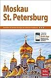 Nelles Guide Reiseführer Moskau - St. Petersburg (Nelles Guide / Deutsche Ausgabe)