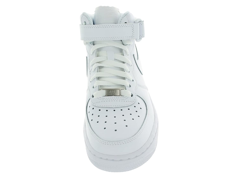 Nike Air Force Hommes 1 Chaussures De Basket-ball Bas Obsidienne / Blanc / Université Al2t5nFTS8