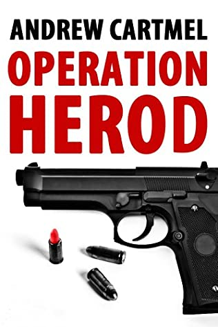 book cover of Operation Herod