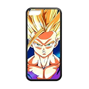LJF phone case Coolest Dragon Ball Z Apple iphone 6 4.7 inch Case Cover TPU Laser Technology Super Cartoons Anime Series