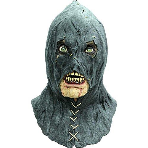 Medieval Torturer Costume (Medieval Zombie Torturer Mask)