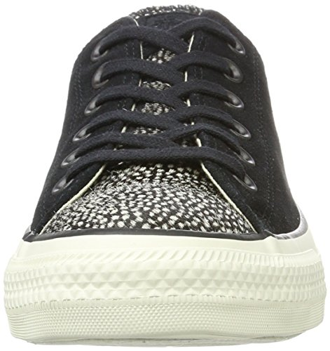 CTAS Baskets Ox Black Black Adulte Egret Multicolore Black Converse Mixte Egret dgTOxd4