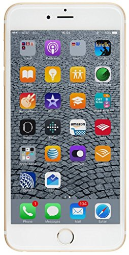 Apple iPhone 6s Plus Unlocked GSM 4G LTE Smartphone with 12MP Camera,   32 GB (Gold)]()