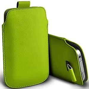 ONX3 Motorola Aura Verde PU Tire Tab Case bolsa protectora