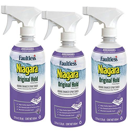 Niagara Non Aerosol Starch Original Lavender