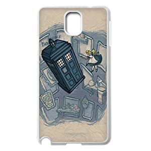 FOR Samsung Galaxy NOTE3 Case Cover -(DXJ PHONE CASE)-Doctor Who TV Show-PATTERN 6