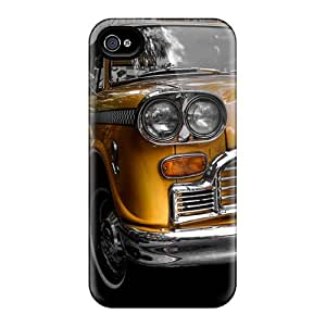 Shock Absorbent Hard Phone Cover For Iphone 4/4s (jjR17102TMBh) Support Personal Customs Nice Iphone Wallpaper Series