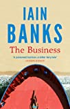 Front cover for the book The Business by Iain Banks