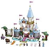 LEGO Disney Princess 41055 Cinderellas Romantic Castle with Cinderellas Dream Carriage