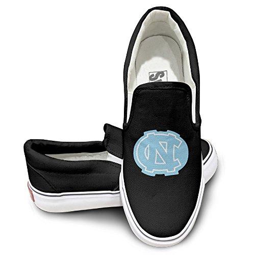 hrrona-university-of-north-carolina-fashion-sneakers-shoes-dancing-black-size-41