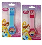 Disney Princess Digital LCD Watch For Girls