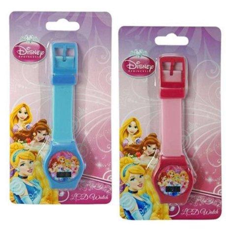 Disney Princess Digital LCD Watch For Girls