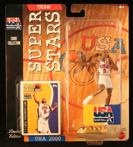 Usa Basketball Starting Lineup - 9