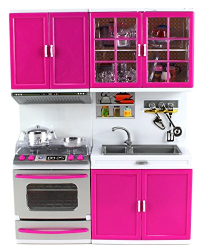 Modern Kitchen Oven: My Modern Kitchen Stove Oven Sink Battery Operated Toy