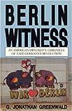 Berlin Witness 9780271009322
