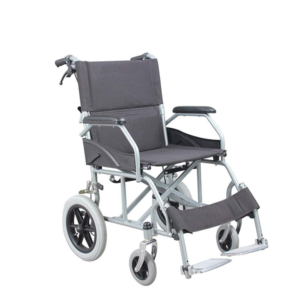 【在庫あり】 FEIFEI 車いす背もたれ折りたたみ式車いす障害者高齢者車椅子折り畳み式車椅子ポータブル旅行 FEIFEI B07GXM676B, 有明町:6da5eab9 --- a0267596.xsph.ru