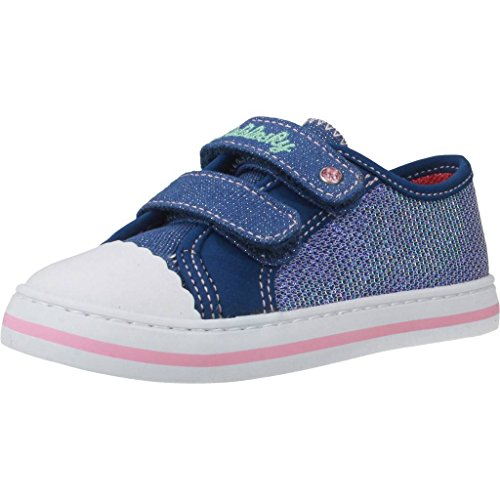 Pablosky Mädchen 939720 Sneakers, Blau (Azul 939720), 25 EU