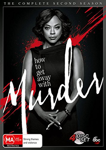 How to Get Away with Murder - Season 2 [NON-USA Format / Region 4 Import - Australia]