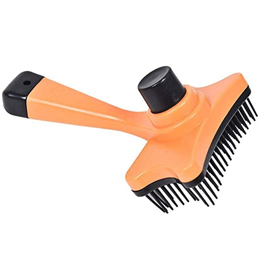 Mascota Gato Perro Cepillo deshedding Grooming Tool para Cepillo ...