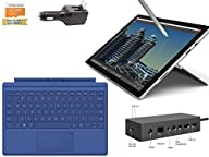 2015 Newest Microsoft Surface Pro 4 Core i5-6300U 4G 128GB 12.3″ touch screen w/ 2736×1824 3K 3:2…