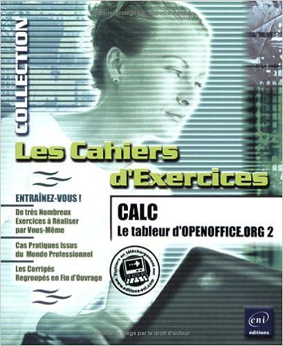 Lire un CALC : Le tableur d'OpenOffice.org2 pdf