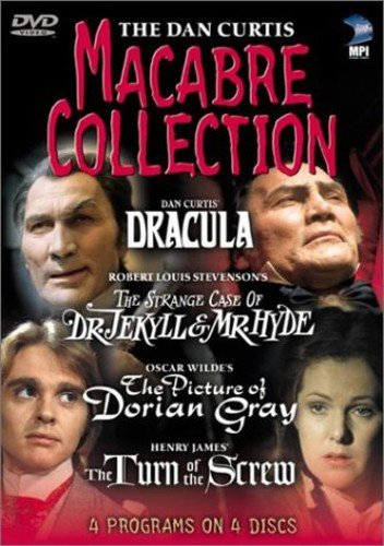 The Dan Curtis Macabre Collection (4PC)