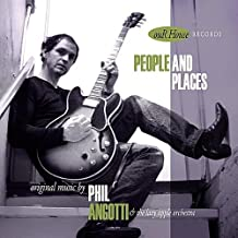 People & Places by Phil Angotti (2011-03-15)