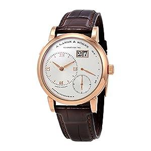 A. Lange and Sohne Lange 1 18K Rose Gold Mens Watch 191.032