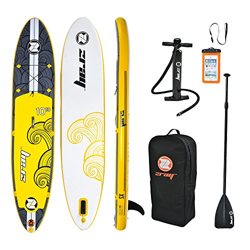 Zray Paddle Board 10 10 Quot Inflatable Sup Package Board