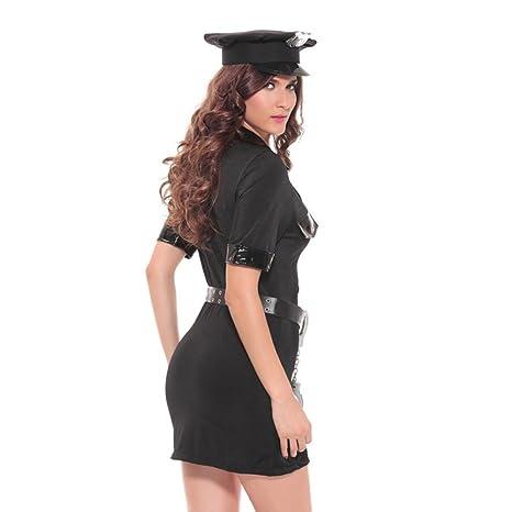 Amazon.com : Lingerie For Women School Navy Game Police ...
