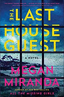 Book Cover: The Last House Guest