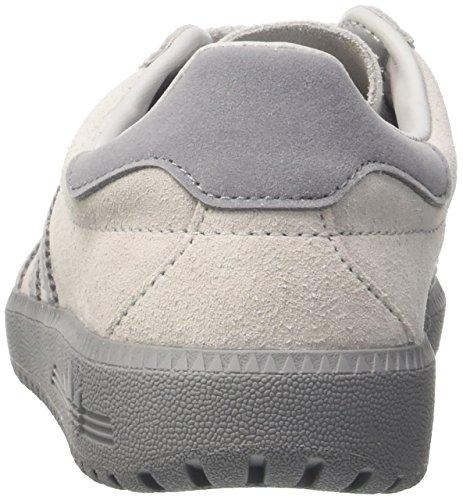 adidas Unisex Adults' Bermuda Bass Trainers Grey (Lgh Solid Grey/Grey/Grey Bb5267) ILBir