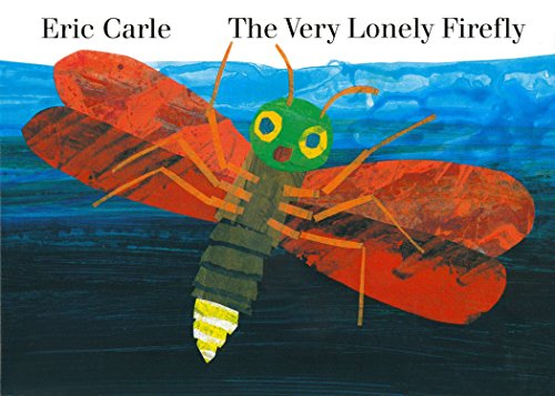 The Very Lonely Firefly board book ()