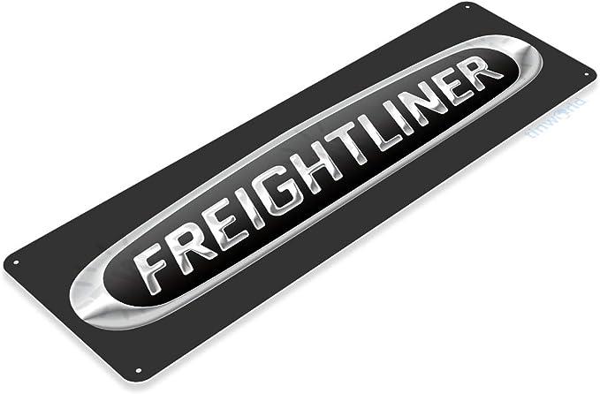 TIN SIGN Peterbilt Mechanic Auto Truck Stop Cab Trucker Garage Shop Bar B094