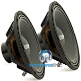 Pair of NEOPRO 10 V2 4 - Sundown Audio 10'' 300W 4-Ohm Midrange Speaker