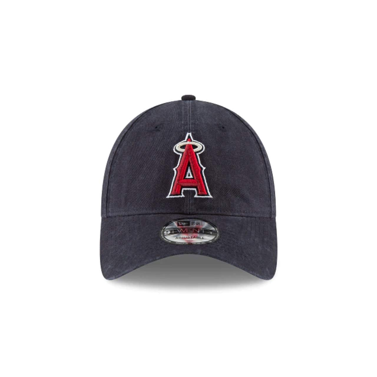 info for 76aa4 fe75c Amazon.com  New Era Core Classic 9TWENTY Adjustable Hat (Anaheim Angels  (Navy))  Clothing