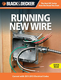 black decker complete guide to wiring 6th edition editors of rh amazon com black and decker wiring book black and decker wiring book