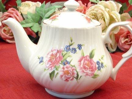 Fiona oz Teapot Quality Priced Porcelain product image