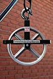 "CBM Scaffold 12"" Aluminum Hoist Pulley Wheel for Scaffolding Lifting or Lowering CBM1290"