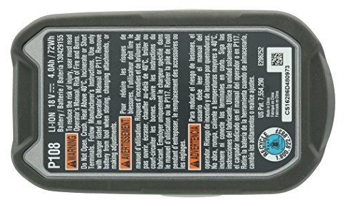 Ryobi P108 4AH One+ High Capacity Lithium Ion Battery For Ryobi Power Tools (Single Battery) by Ryobi (Image #6)