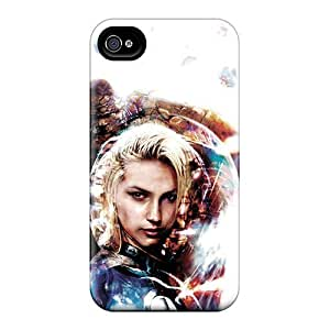 Funny Invisible Woman I4 Anti-scratch phone cover skin Eco-friendly Packaging Shock-dirt iphone6 iphone 6