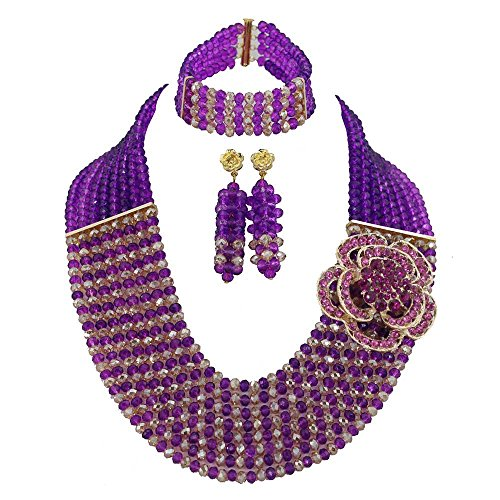 African Bead Jewelry - 9