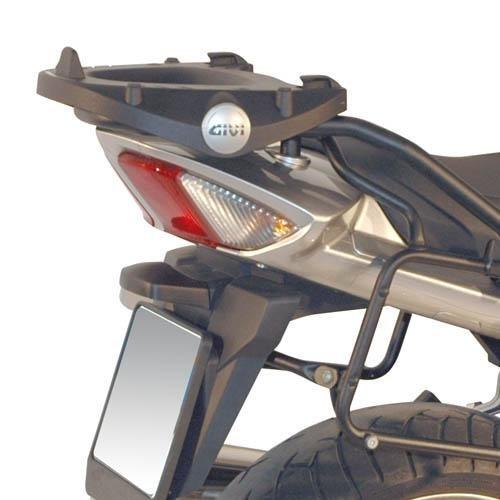 Givi Mounting Plate - GIVI SR357 Monnokey Topcase Mounting Kit-Yamaha FJR1300 (06-18)